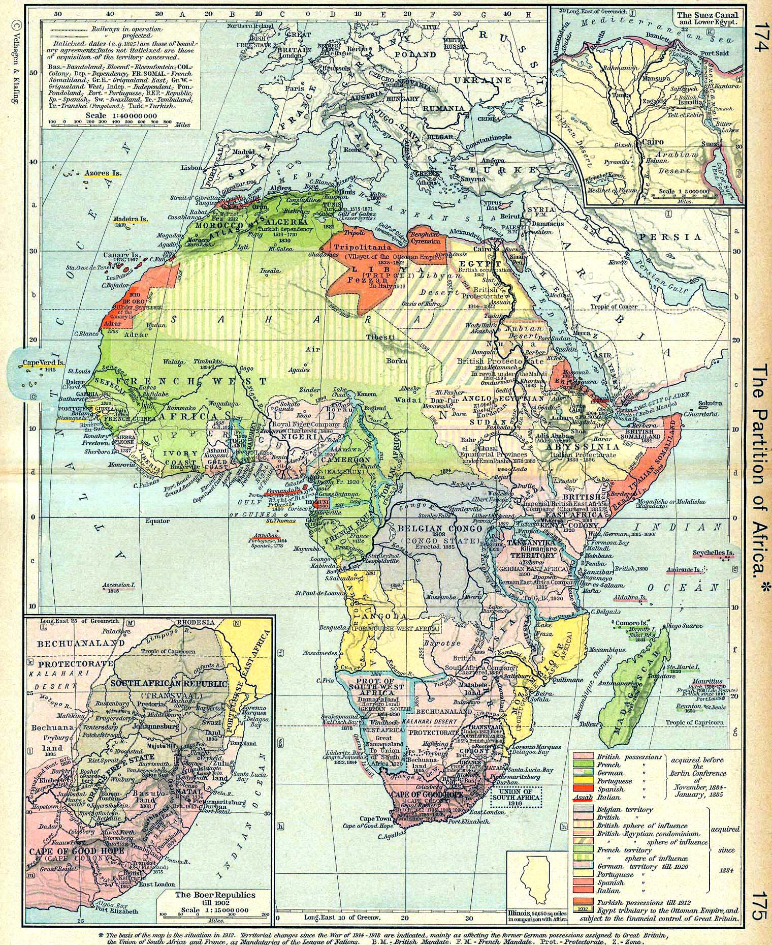 the aftermath of the scramble for africa history essay Books/africa view history talk book list  fabian contributes an ethnographic essay about the role of art and storytelling in popular  the scramble for africa.