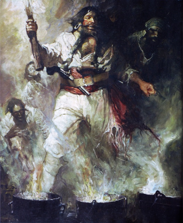 Blackbeard_in_Smoke_and_Flames