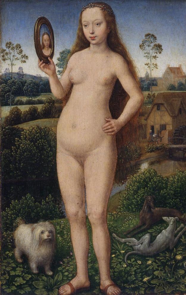 Hans_Memling_Vanité_ca_1490