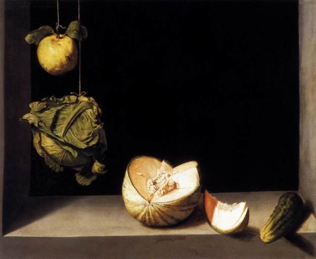 quince-cabbage-melon-cucumber-juan-sc3a1nchez-cotc3a1n