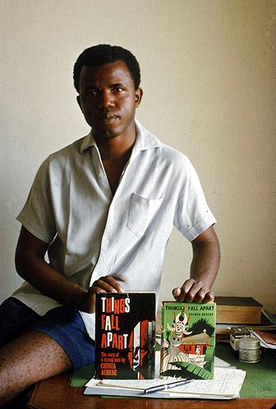 Chinua Achebe 1960