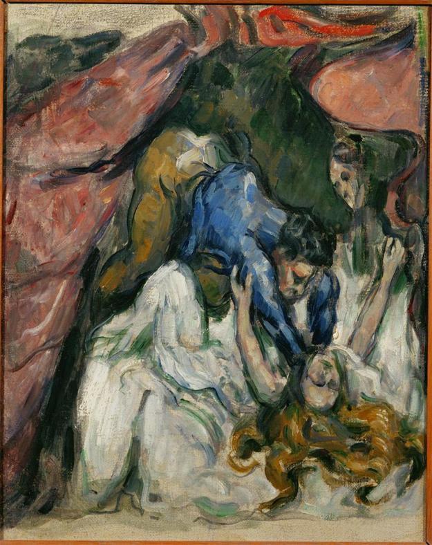 CezanneStrangledWoman