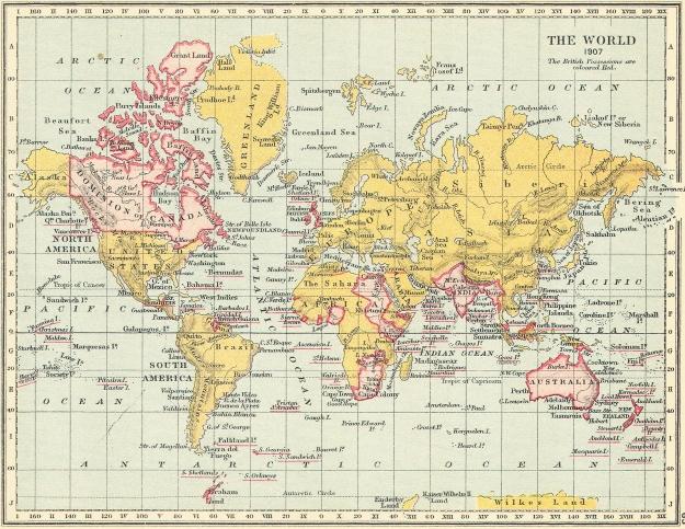 britishempiremap1907