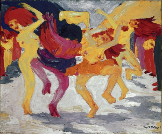 Dance Around the Golden Calf 1910