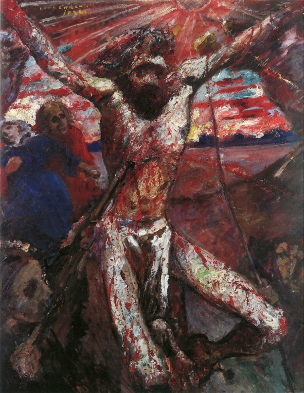 The Red Christ 1922