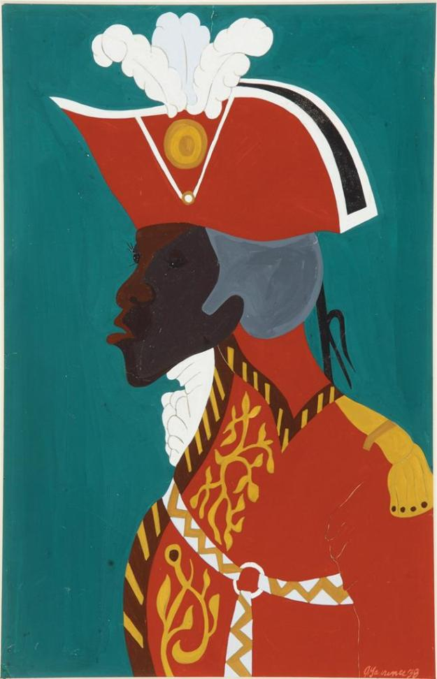 Toussaint L'Ouverture series, panel no20
