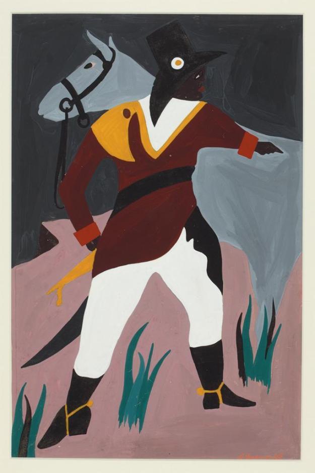 Toussaint L'Ouverture series, panel no26