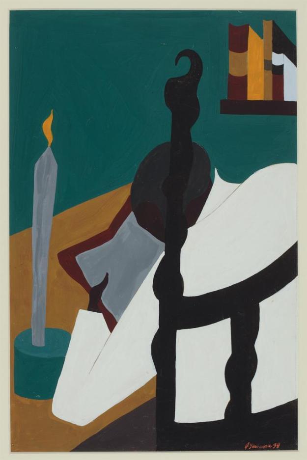 Toussaint L'Ouverture series, panel no27