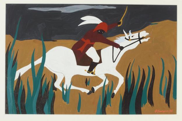 Toussaint L'Ouverture series, panel no32