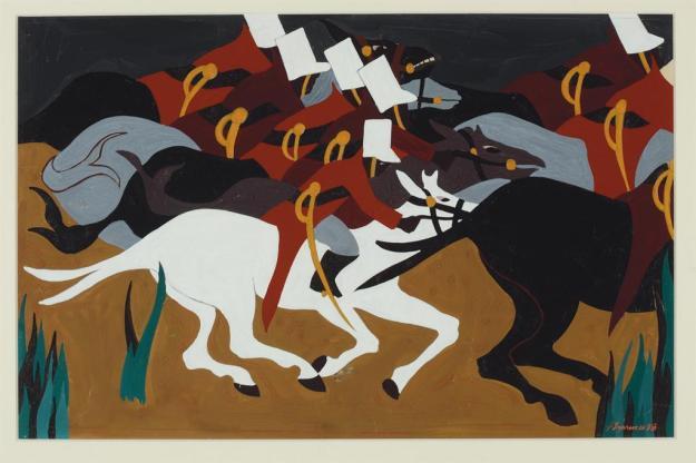 Toussaint L'Ouverture series, panel no34