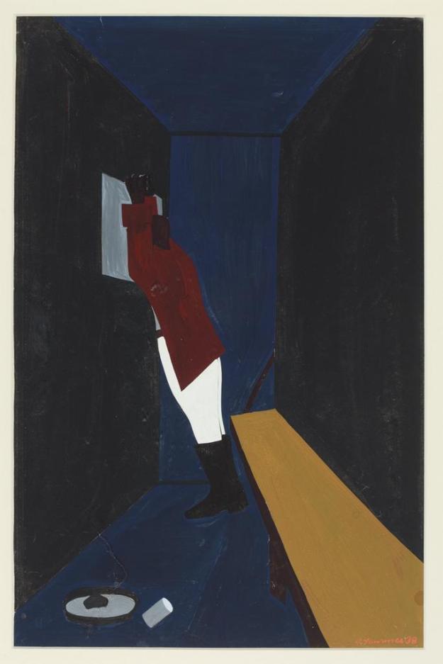 Toussaint L'Ouverture series, panel no37