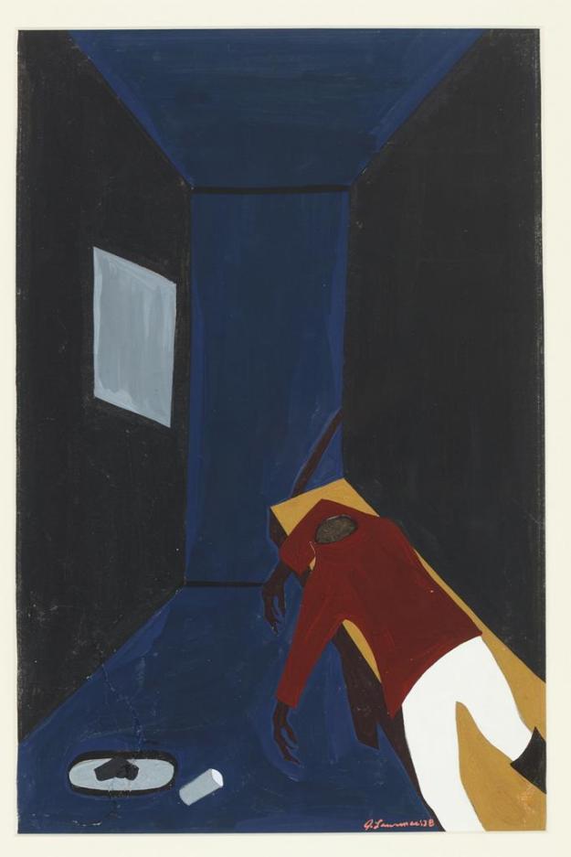 Toussaint L'Ouverture series, panel no39