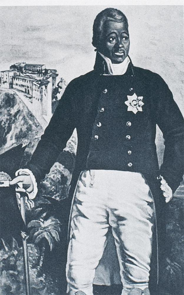 Henry Christophe, King of the North by Evans