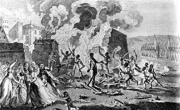 L'Incendie du Cap, ou Le Règne du Toussaint-Louverture