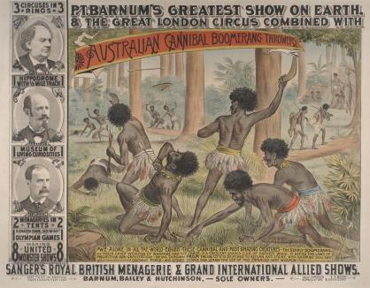 AustralianCannibalBoomerangThrowers1883