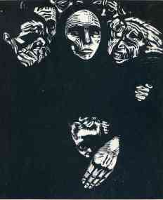 iiiinspired _ wikipaintings _ Kathe Kollwitz, The People