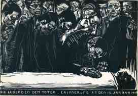 KollwitzMemorialtoLiebknecht