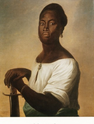 Eckhout1637AfricanSlaveTrader