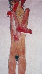 Schiele1910GertiNude